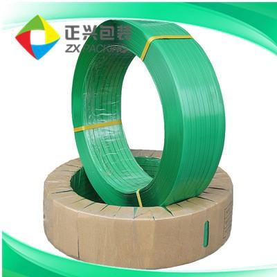 新乡PET塑钢打包带 1608绿色环保捆扎带