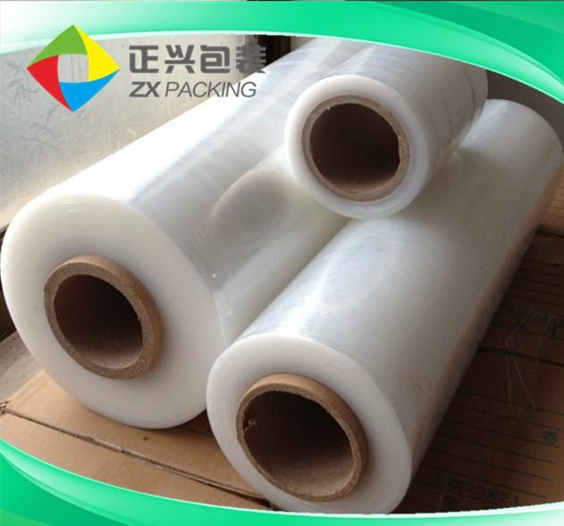 PE拉伸缠绕膜 新乡正兴包装专业生产各规格包装膜
