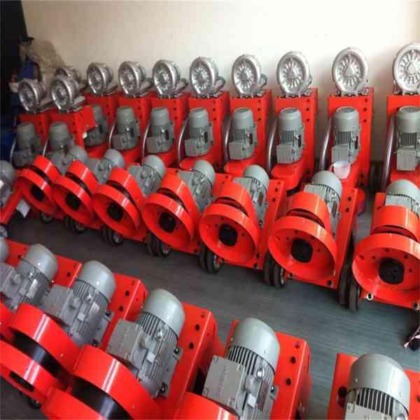 耐磨吸尘一体式研磨机 高效环氧树脂研磨机厂家