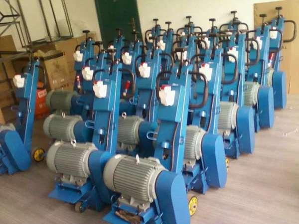 上海夏亦供应小型电动铣刨机 马路拉毛铣刨机图片 小型铣刨机价格