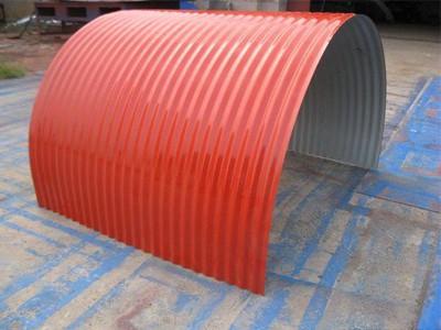 熙卓研发的彩钢瓦防雨罩防腐蚀沧州地区销售