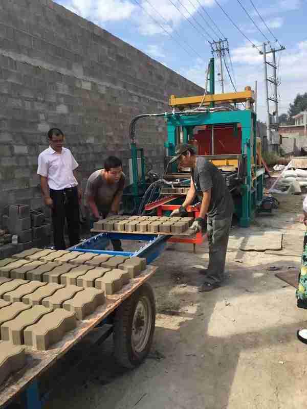 供应新疆地区水泥制砖机价格