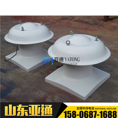 DWT-I防爆玻璃钢管风机