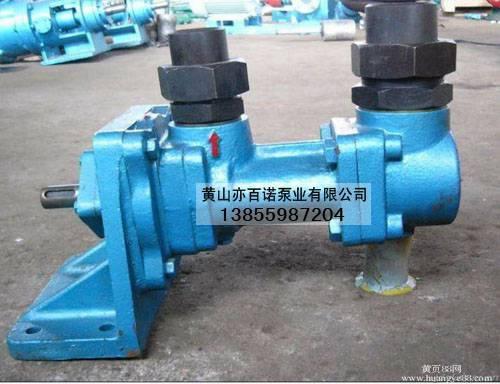出售3GR20×6W21忠诚电力配套重油泵整机