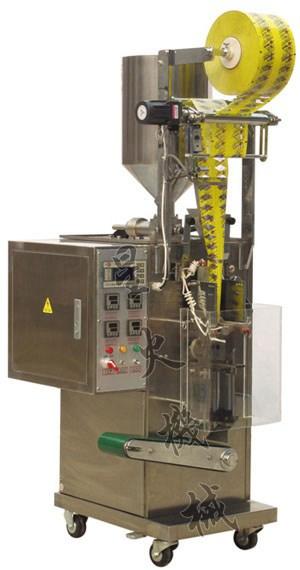 袋装醋包自动包装机-立式液体包装机-小袋洗发水包装机