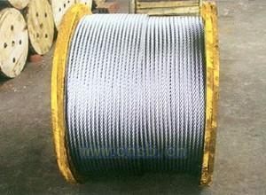 专业不锈钢镀锌钢丝绳厂家,304不锈钢镀锌钢丝绳远东生产
