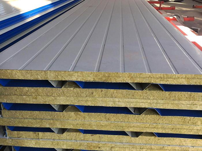 新疆岩棉复合板-岩棉保温板尺寸-远东伟业