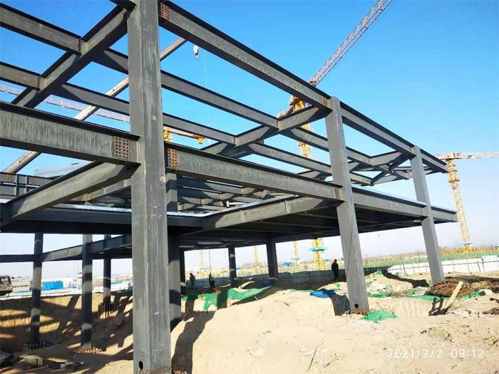 新疆多高层钢结构-钢结构厂房-远东伟业
