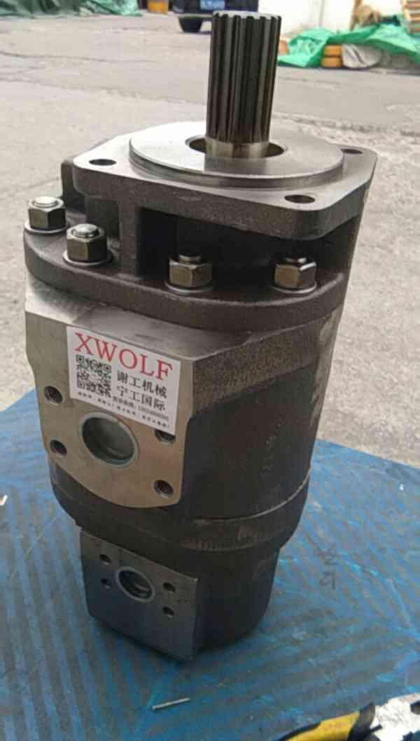 D9L卡特推土机液压泵齿轮泵