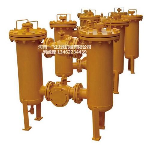 双联磁性氨气过滤器,氨气精密过滤器