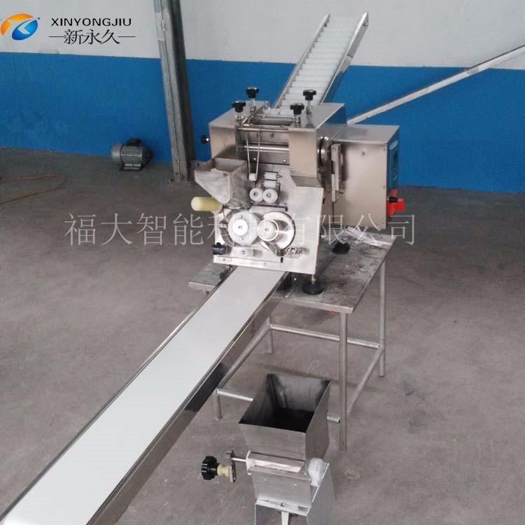 创业生产设备机器 饺子机全自动仿手工新永久饺子机新款仿手工