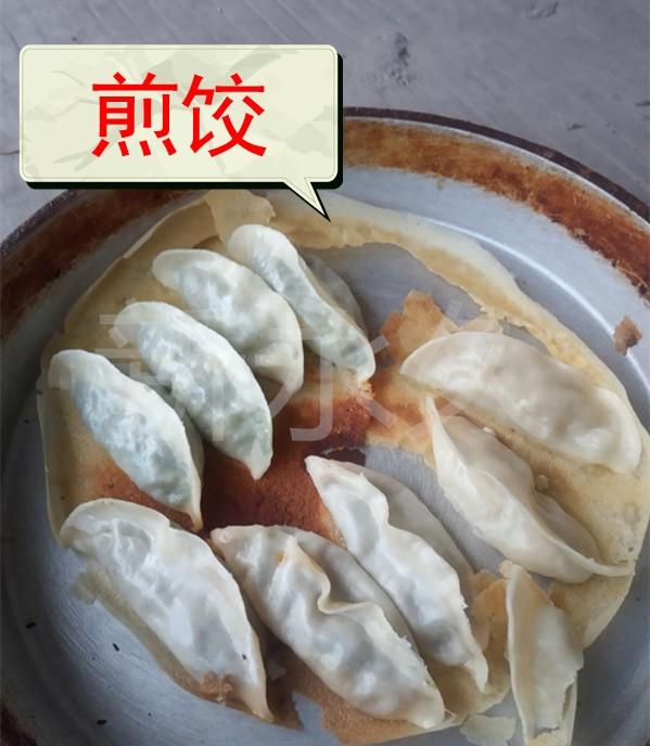新永久牌饺子机多功能一体机锅贴、煎饺