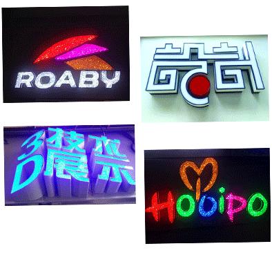 发光字3D打印机,3D打印耗材,FDM桌面机3D打印机