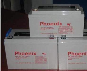 新疆凤凰蓄电池KB12650免维护蓄电池报价