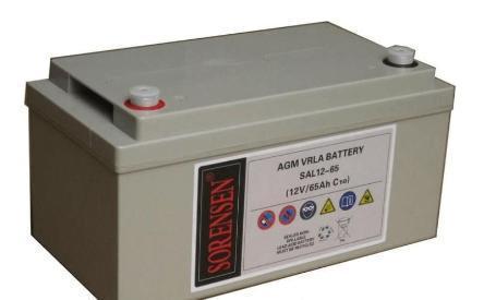 美国索润森蓄电池SAL12-100新疆直销