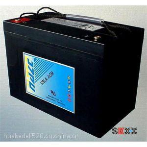 美国海志蓄电池HZB12-10012V100AH海志电池
