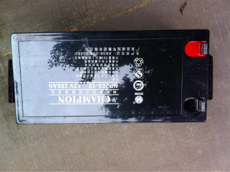 西藏拉萨冠军蓄电池NP150-12代理价格