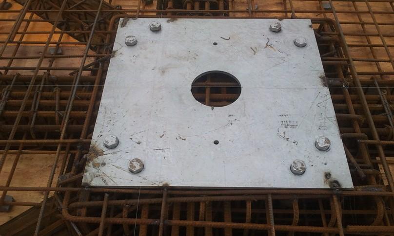桥梁支座钢板1