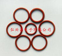 专业生产硅胶食品级O型圈规格41x1.5
