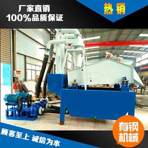 四川遂宁有钢公司的新型高效细碎机一直以来都是本公司的主打产品