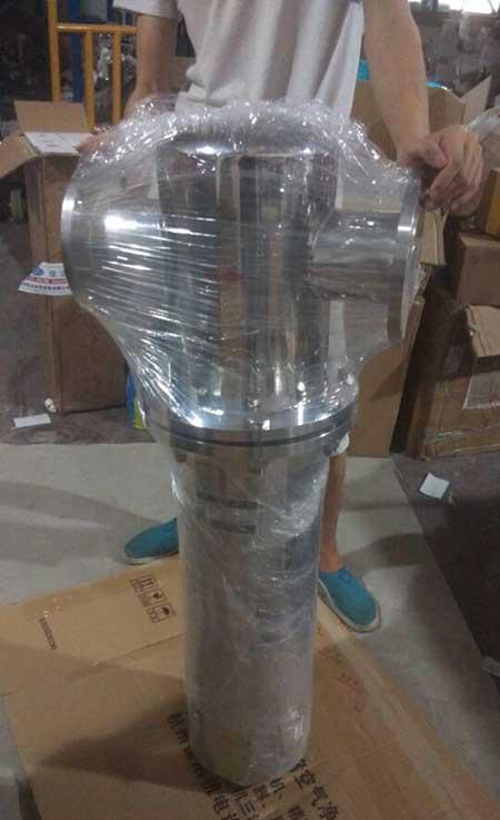 不锈钢高压过滤器 高压不锈钢过滤器
