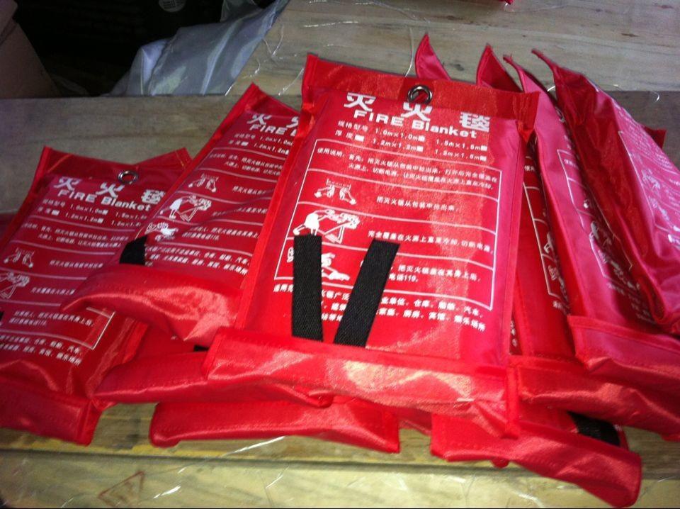 上海供应消防防火毯电焊防火布玻璃纤维布灭火毯耐火材料毯