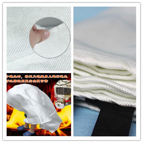 家用消防灭火毯火灾逃生毯玻璃纤维消防毯阻燃毯直销货源
