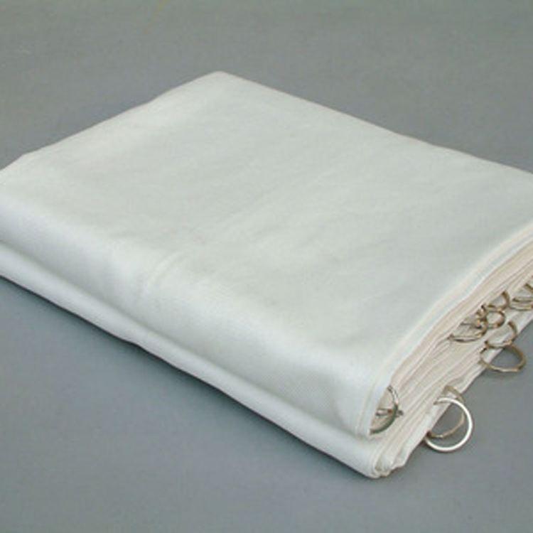 盒装灭火毯电焊毯焊接毯焊工作业防护毯