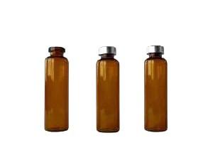 天津静海管制口服液玻璃瓶康跃