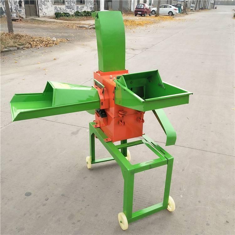 牧草饲料粉碎打浆机 青贮铡草揉丝机 多功能铡草揉搓粉碎机