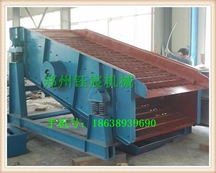 现货供应工业用源头厂家高效生产线厂家直销振动筛