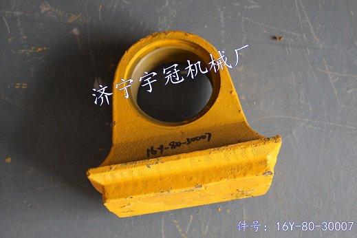 济宁宇冠生产山推品牌台车架配件推杆连接接头