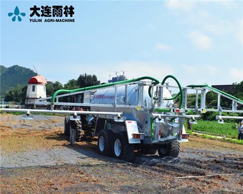 大型养殖场污水粪水抛洒车 液态粪肥施肥机 沼液撒粪车