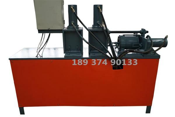 厂家直销钢管缩径机50型液压全自动钢管缩径机