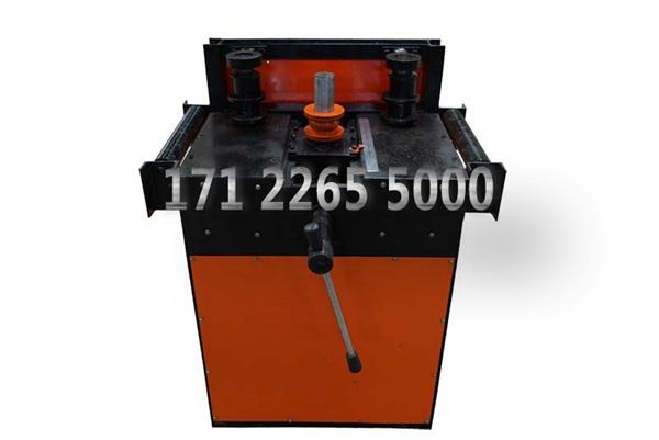 50型液压钢管绞口机