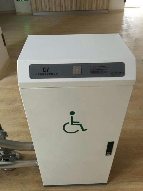 楼道智能电梯 残疾人升降平台 丽江地区启运厂家专业定制无障碍机械