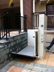 开封市 鼓楼区启运直销残疾人升降平台 家用电梯
