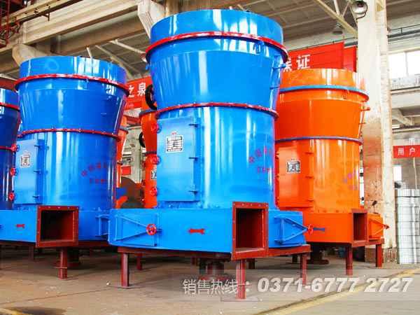 雷蒙磨粉机用于矿石磨粉生产线中有哪些优势YXX61