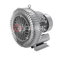 销售高压鼓风机2RB低噪音工业吸尘排污用环形鼓风机