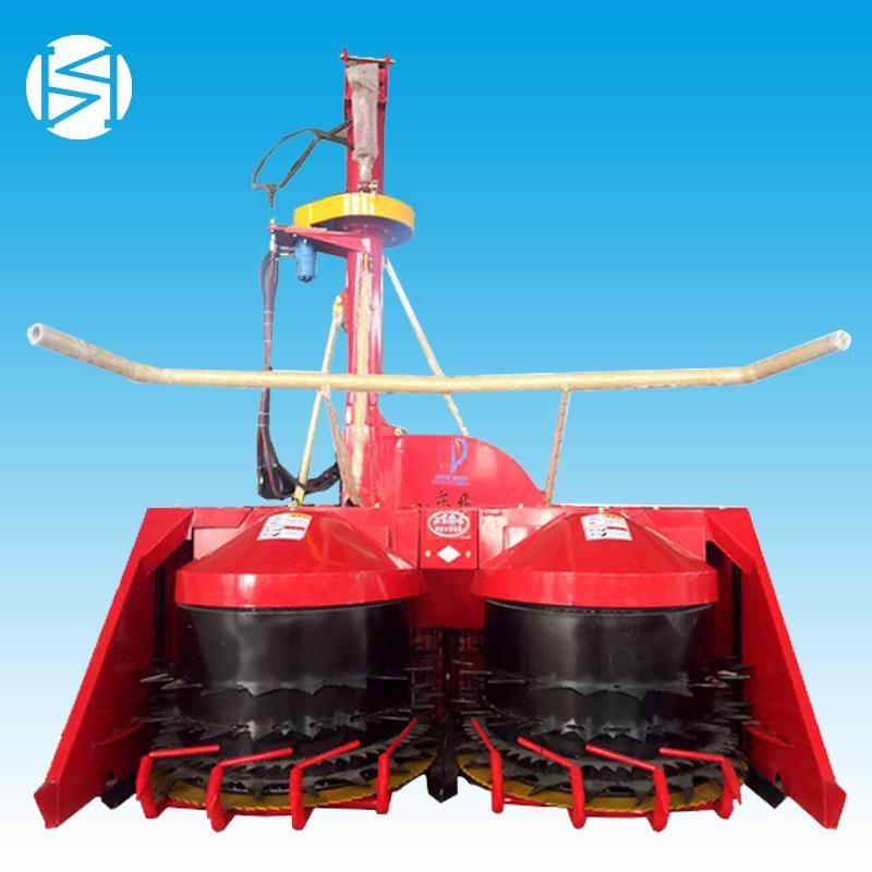 2.3米大型悬挂式青贮机犇牛籽粒破碎多功能自走式青贮机