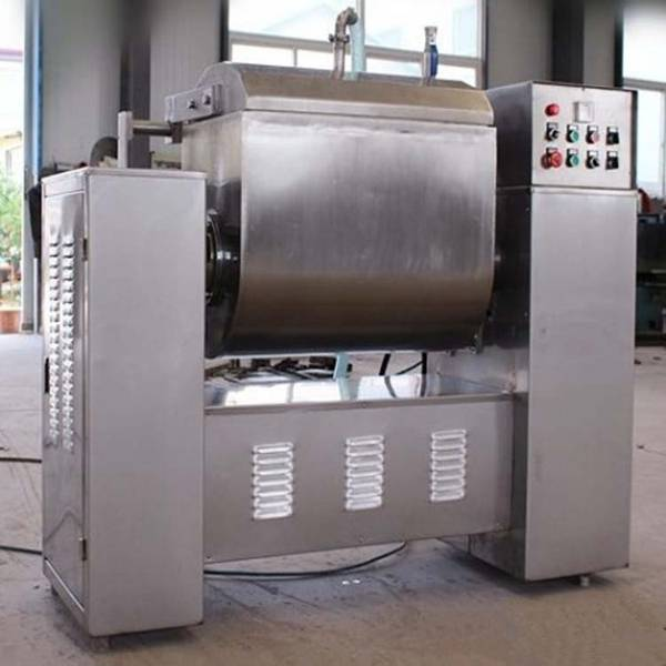 生产高效节能和面机 商用面粉搅拌机 高质量不锈钢和面机