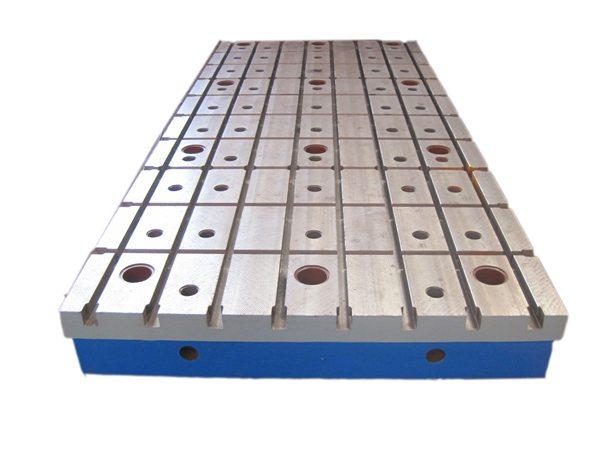 泽宏T型槽平台、供应T型槽平板