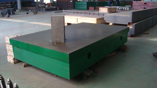 河北泽宏铸铁钳工平板、钳工装配平台