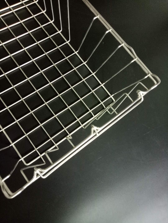 不锈钢标准篮 打包运输篮筐 供应室打包篮