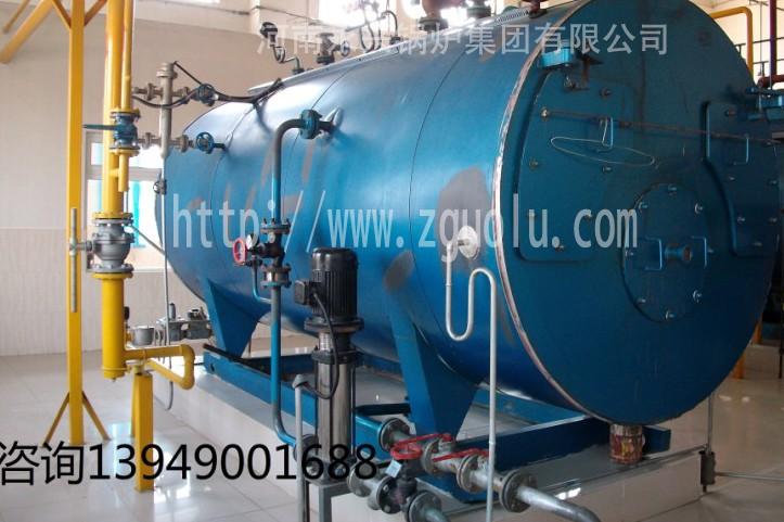 合肥1吨燃气锅炉耗气量