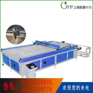 激光雕刻机可加工2000mm*4200mm亚克力布料激光切割加工无纺布