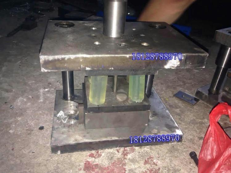 圆孔磨具电动冲孔机器