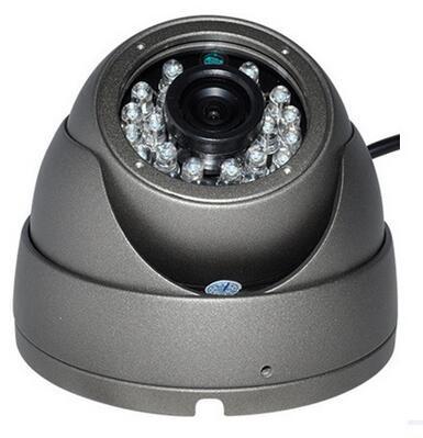 大巴客车车载7寸监控系统配套,2-4路画面摄像头监控录像