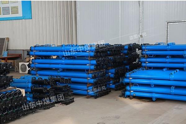 悬浮单体液压支柱