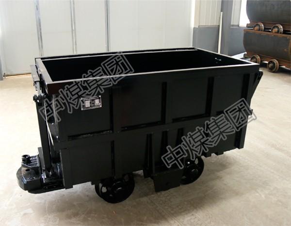 中煤KC1.6-6A厂家直供工矿物资矿用侧卸式矿车